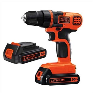 Black Decker Ldx120c Review