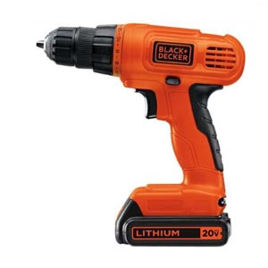 Black & Decker LD120VA Review