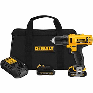 DEWALT DCD710S2 Review