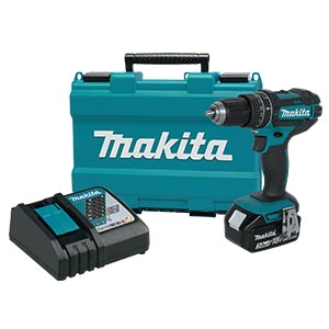 Makita XPH102 18V LXT Review