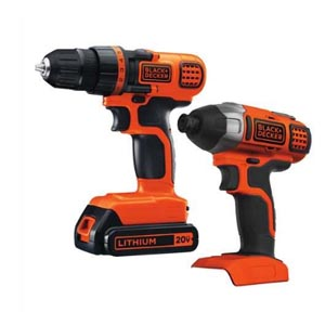 Black & Decker BD2KITCDDI Review
