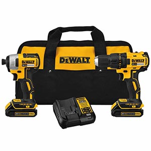 DEWALT DCK277C2 Review