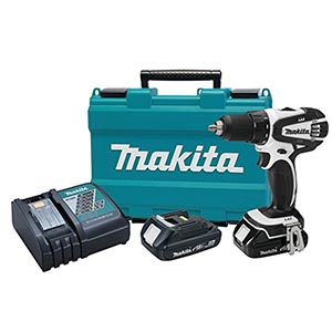 Makita XFD01RW 18V Review