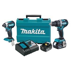 Makita XT269M 18V LXT Review
