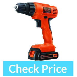 Black & Decker LD120VA 20-Volt MAX Lithium-Ion