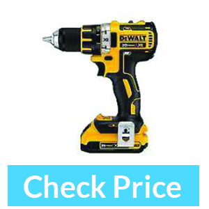 DEWALT DCD790D2 20V MAX XR Lithium-Ion – best brushless drill